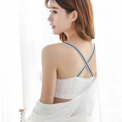 Stylish Lace Inner Wear 蕾丝边小内搭 028