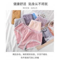 503 Ribbon CutePanties (5 Pcs )