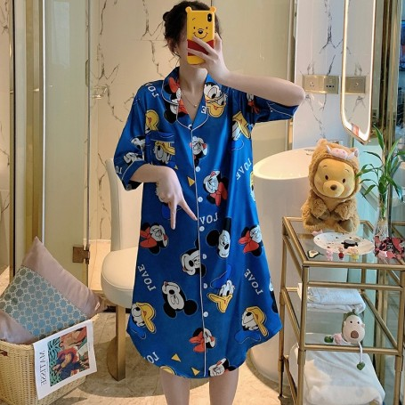 Silk Nightdress 冰丝睡裙