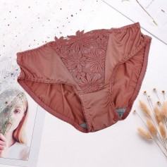 BC1907 花仙子系列 Flower Lace Panties