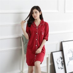 PA1695 Cotton Sleep Wear 睡裙