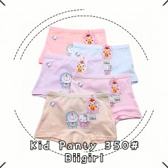 350 Doraemon and Hello Kitty Kid Panties