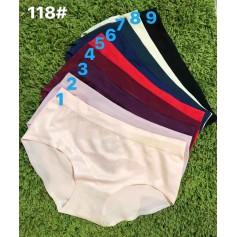 118 Cotton Nylon Panties