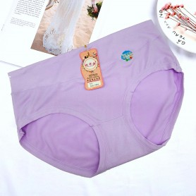 2661 Mid waist Modal Panties