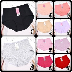805 Mid waist Cotton Panties