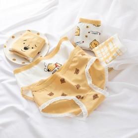 K304 Kawaii Panties 5pcs Set 可爱内裤5件套装