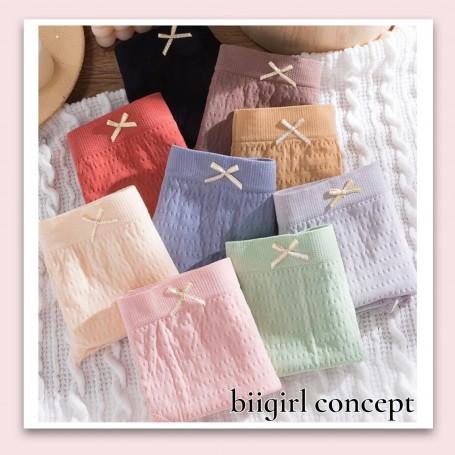 K316 Bubble Cotton Panties ( 1pc ) New